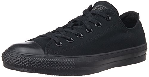 Converse Unisex Mono Black Sneakers – 9 UK /India (42.5EU) 417EfgAnR5L
