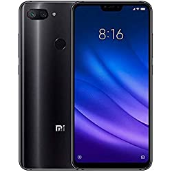 "Xiaomi Mi 8 Lite - Smartphone (15,9 cm (6.26""), 2280 x 1080 Pixeles, 6 GB, 128 GB, 12 MP, Negro)"