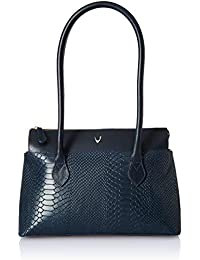 Isle Locada by Hidesign Women's Handbag (Blue)