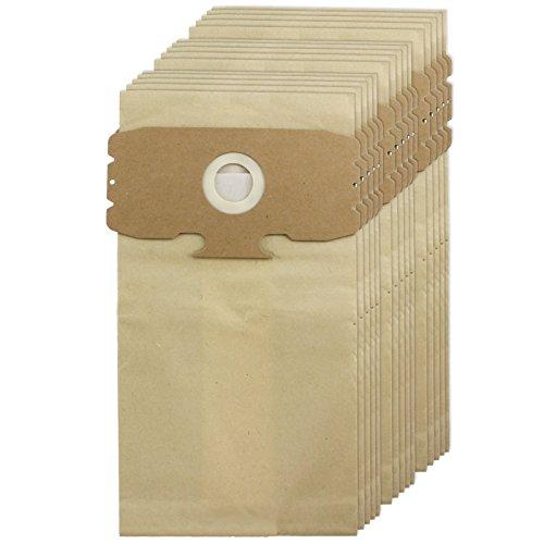 Spares2go fuertes bolsas de polvo para AEG Vampyr Serie Aspiradora (Pack de 15)