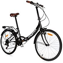 Bici plegable boomerang ps 21