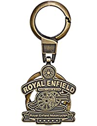 Three Shades Heavy Metal Keychain For Royal Enfield Bullet Classic Chrome Royal Enfield / Bullet Keychain For...