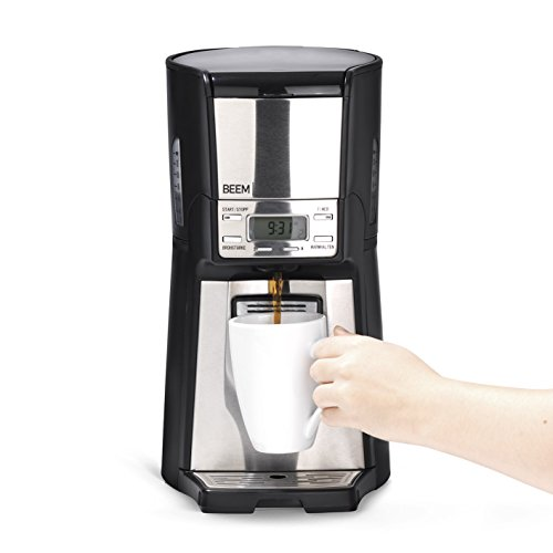 BEEM Filterkaffeemaschine 1410SR - Elements of Coffee & Tea, 1030 W, Permanentfilter,...