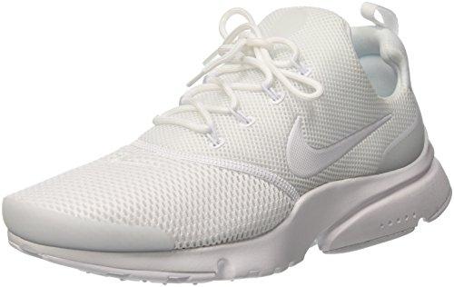 Nike Mens Presto Fly Running Ivory (whitewhitewhite 100)