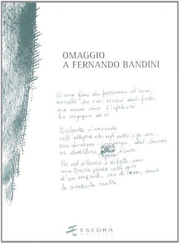 Omaggio a Fernando Bandini