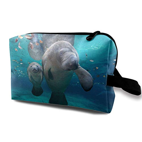 be98f2950bb1 West Indian Manatees Receive Bag Travel Receive Bag Travel Bag