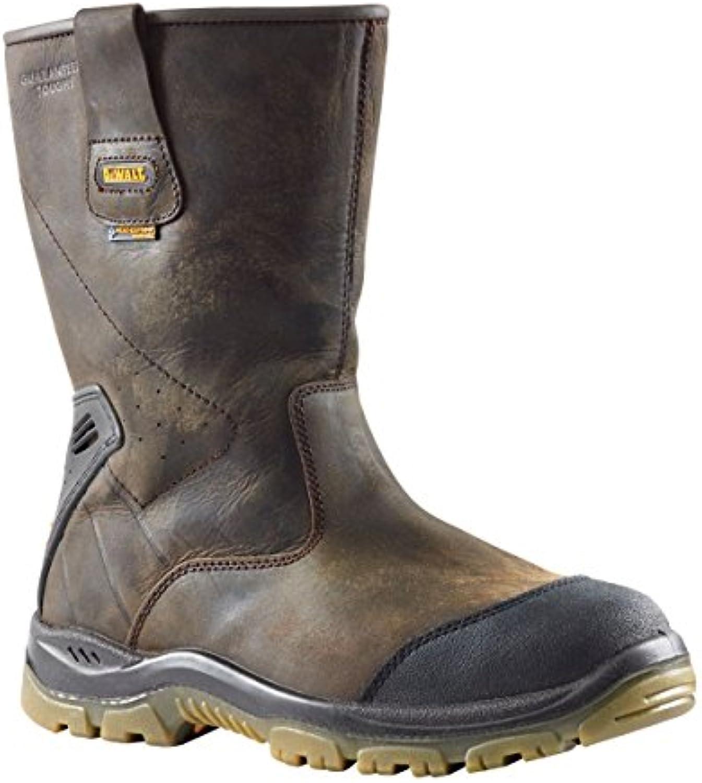 DeWalt pulsera S3WR goliton botas marrón talla 9