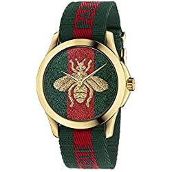 298cb380d45c6 Reloj Gucci para Unisex YA126487