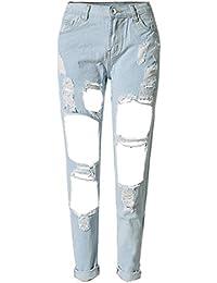 Suchergebnis auf für: ripped jeans damen Fashion