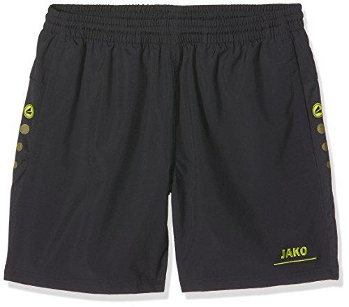 Jako Damen Striker Short, Anthrazit/Lime, 42-44