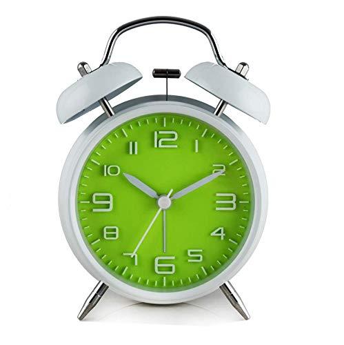 Edafg Despertador Reloj Retro Despertador Despertador