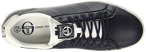 Sergio Tacchini Halley LTX, Sneaker Uomo Blu (Navy/White)