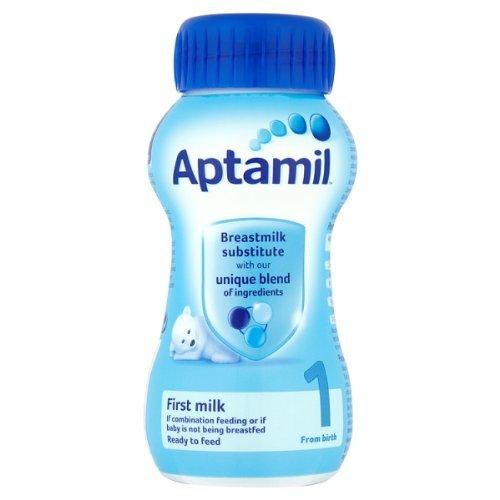 Aptamil Primera leche de nacimiento - 24 x 200ml