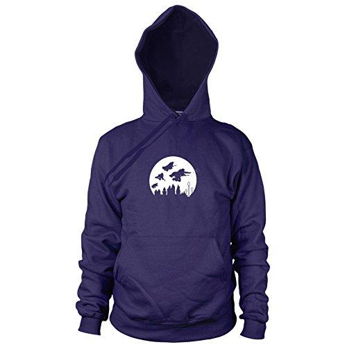 Preisvergleich Produktbild Potter Moon - Herren Hooded Sweater,  Größe: M