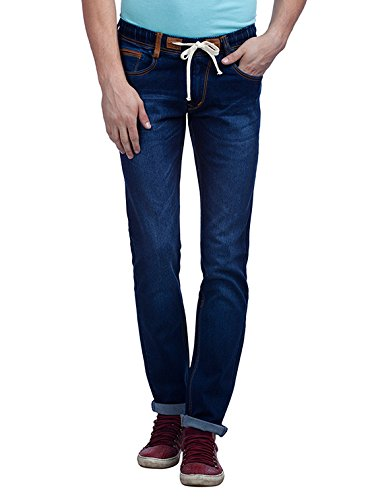 Ben Martin Men's Regular Fit Denim Joggar Jeans