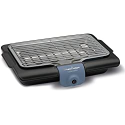 Moulinex BG134812 Barbecue BBQ Électrique Accessimo Table 2100 W Grille amovible