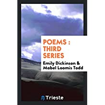 Poems: third series