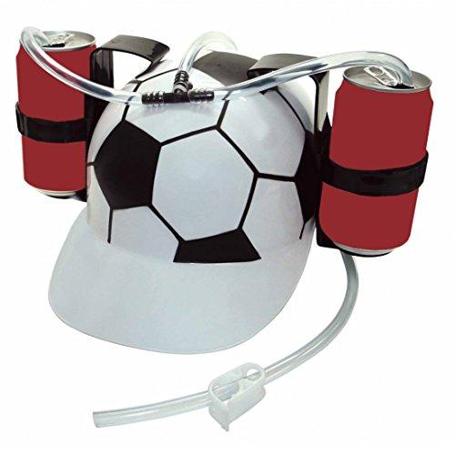 QZY Beer And Soda Creative Helmet - Sombrero Para Beber De EZ Drinker 5e45c2875b5