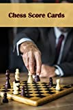 Chess Score Cards: A strategy critiquing log book with 100 moves per game sheet