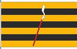 Kleinfahne Bettendorf - 20 x 30cm - Flagge und Fahne