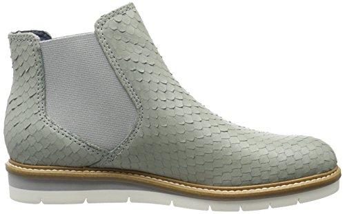 Tamaris Damen 25300 Chelsea Boots Blau (SKY 833)