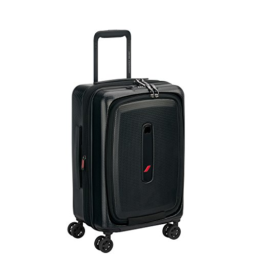 DELSEY PARIS Air France Premium Bagaglio a mano, 55 cm, 42 liters, Nero (Noir)