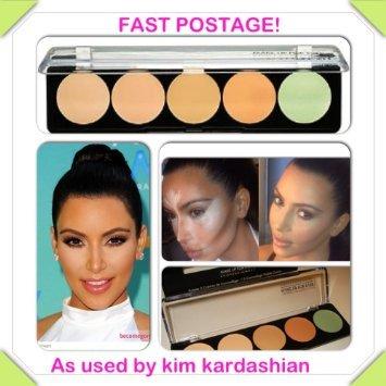 make-up-for-ever-5camuflaje-crema-paleta-n-1