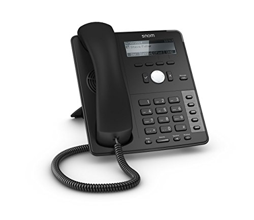 Snom D710 Global 700 Desk Telephone Black