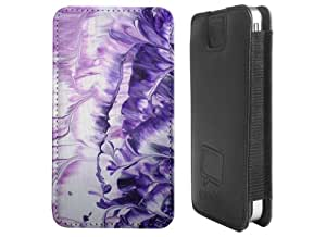 """Design Smartphone Tasche / Pouch für Apple iPhone 4s - """"Macro 5"""" von Gela Behrmann"""