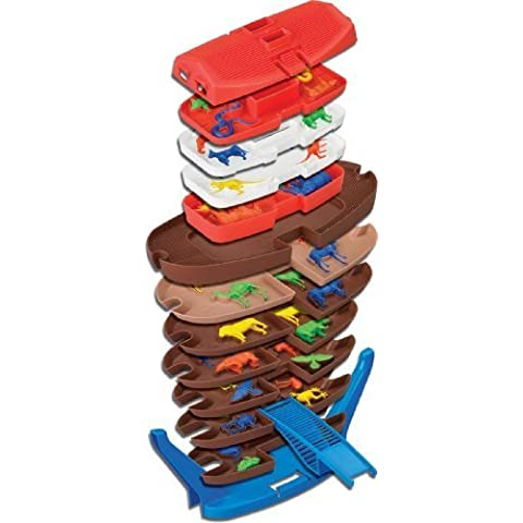 Tier Toys Stackers Noah's Ark by Tier Toys