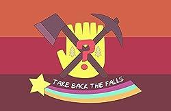 Gravity Falls - Take Back the Falls Poster
