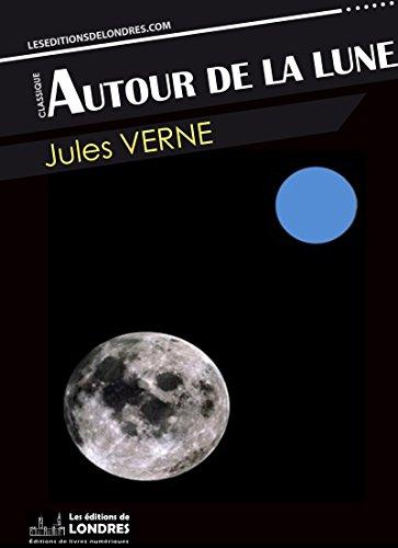 Couverture du livre Autour de la lune