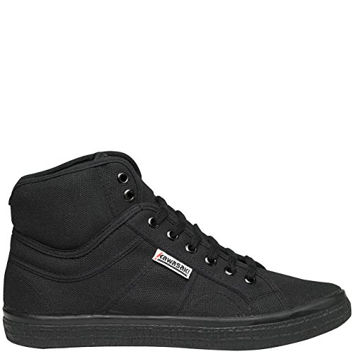 Kawasaki Woman Sneaker Boston Boot 2.0 Black Black