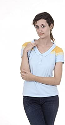 Fred Perry Fred Perry Womens Polo 31162180 0032 MULTICOLOR