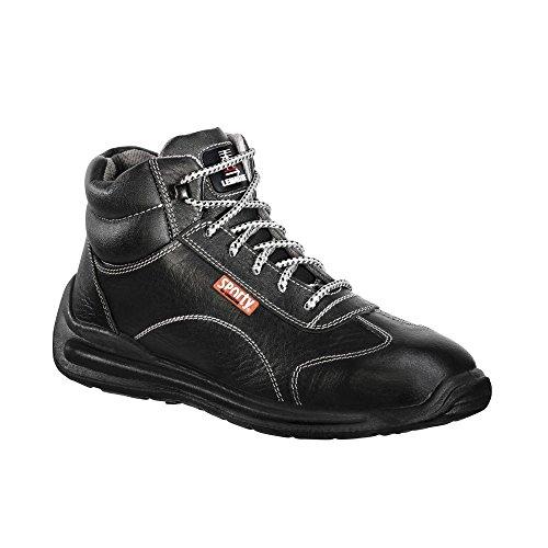 Lemaitre Chaussure de Sécurité Haute S3 Speedster SRC Noir