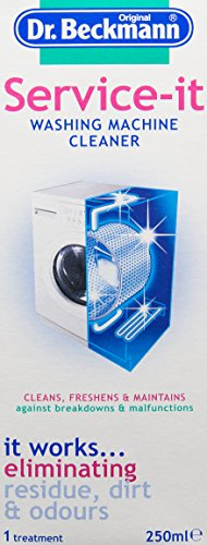 Dr Beckmann Service-it–Limpiador para lavadoras