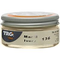 Trg Thoe One Shoe Cream-prodotto per la riparazione delle calzature Beige Ivory 136 50.00 ml