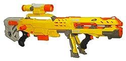 Hasbro - Nerf N-Strike 2in1 Longshot CS-6 inkl. Darts