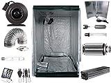 Nito GmbH Growbox Komplettset 140 x 140 x 200 cm NDL MH CMH LED 600 W (1000 W NDL PRO)