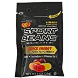 Jelly Belly Sport Beans Assorted Natural Flavors Packet by Sport Beans