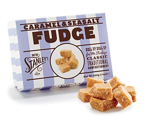 Mr Stanley's Caramel & Sea Salt Fudge 200 g