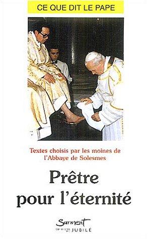 Prêtre pour l'éternité, numéro 40