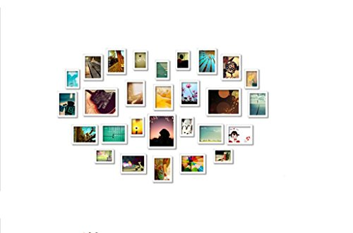 Asl Herz-Holz Solid Papier-Hochzeitskleid Photo Wall kreativen der Wand der Struktur Wohnzimmer Big...