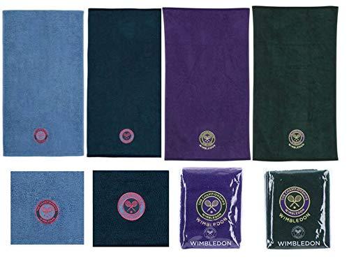 Wimbledon Gäste Handtücher passend zu den 2018 Championship Towels