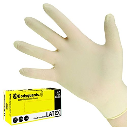 box-of-100-bodyguards-4-latex-disposable-gloves-lightly-powdered-sizes-large-or-extra-large-extra-la