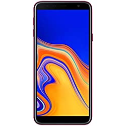 "Samsung Galaxy J4+ - Smartphone de 6"" (Quad Core 1.4 GHz, RAM de 2 GB, Memoria de 32 GB, cámara de 13 MP, Android) Color Rosa"