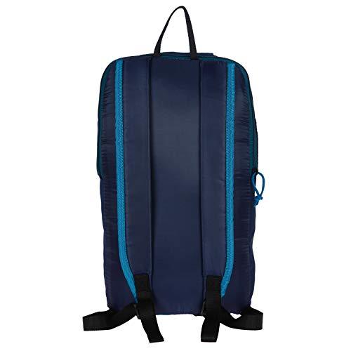 Fur Jaden Hiking Camping Rucksack Casual Waterproof 10 Ltrs Blue Casual Backpack (BM43_Blue)