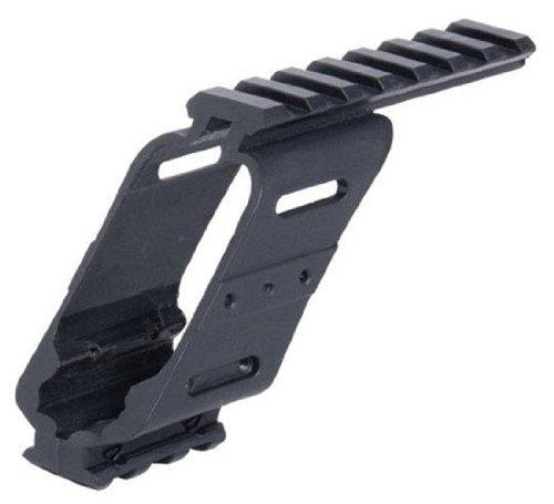 GSG Universal Montage für Softair / Airsoft Pistolen (Kunststoff Version) - 22mm Schiene