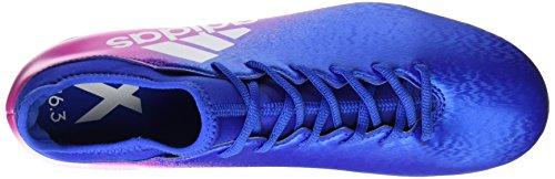 adidas X 16.3 Fg, Entraînement de football homme Bleu