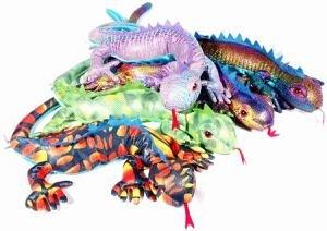 Sand Animal Salamander, Large - assorted designs sold separately